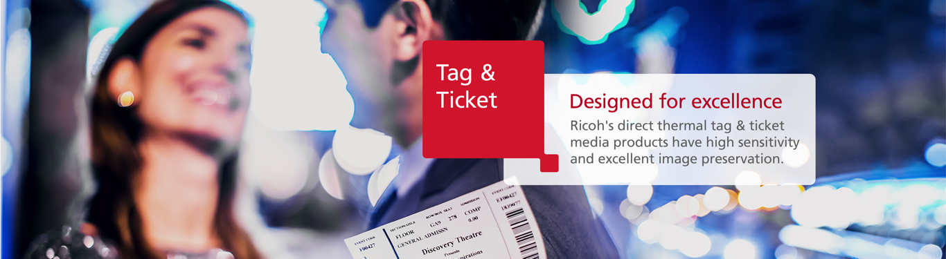 Article Control Tag & Ticket