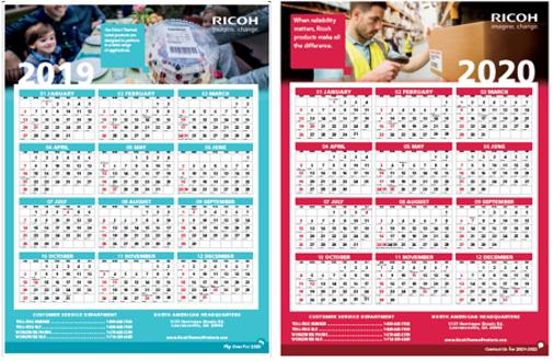 Calendar 2019-2020